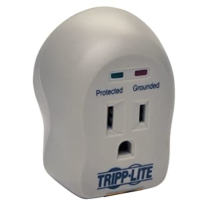 1.  Spike Cube: Tripp Lite 1 Outlet Portable Refrigerator Surge Protector