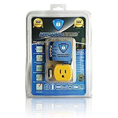 <strong>TOP RATED</strong>  Appliance Shield Surge Protector for Refrigerator