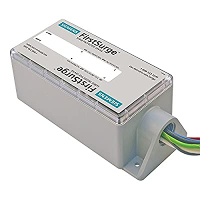 2.  Siemens FS140 Whole House Surge Protection