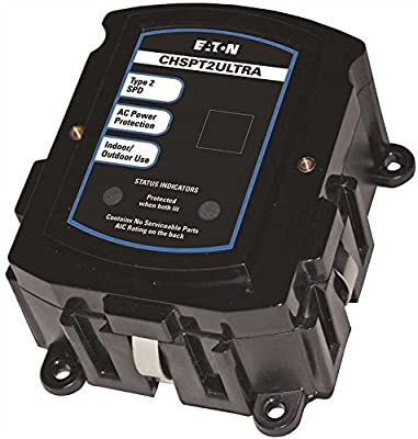 Ultimate Eaton CHSPT2ULTRA Whole House Surge Protector