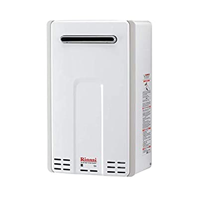 4. Rinnai V94EP Propane Tankless Hot Water Heater 9.4 GPM
