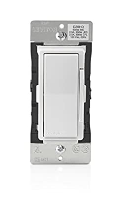 Navigate to the detailed review of Leviton Decora Z-Wave Smart Dimmer Switch product [ID: B01N4F487U]