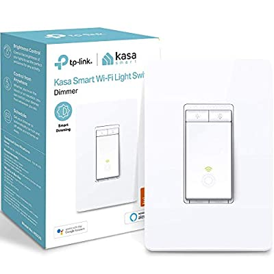 Navigate to the detailed review of Kasa Smart Dimmer Switch for LED product [ID: B079775ZZQ]