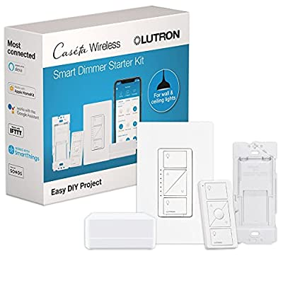 Navigate to the detailed review of 🏆 Lutron Caseta Smart LED Dimmer Switch product [ID: B07G5V6M6G]