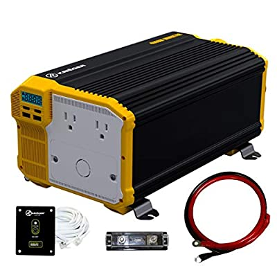 Navigate to the detailed review of Krieger 4000Watt Super Heavy Duty Power Inverter product [ID: B07MS5P2X1]