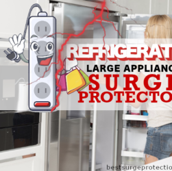 Best Refrigerator Surge Protector for Large Appliance