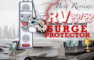 Best RV Surge Protector Reviews - 30 Amp and 50 Amp Surge Protectors for RV