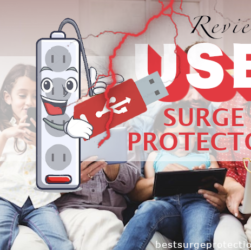 Best USB Surge Protector Top Reviews and Photos