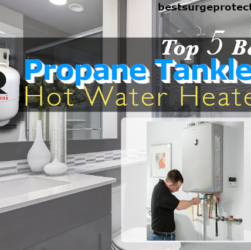Top 5 Best Rinnai Tankless Propane Water Heater