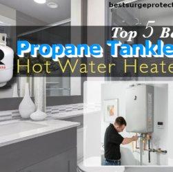 Top 5 Best Rinnai Tankless Propane Water Heater