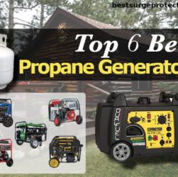 Top 6 Best Propane Generator Reviews