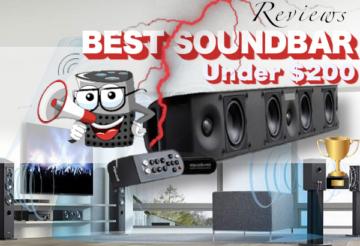Best Soundbar Under 200 Dollars