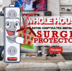 Eaton CHSPT2ULTRA Whole House Surge Protector Review and Installation Guide
