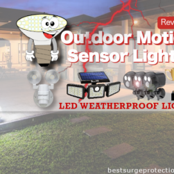 Best Outdoor Motion Sensor Lights Reviews and Photos