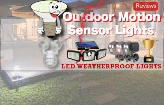 Best Outdoor Motion Sensor Lights Reviews and Photos