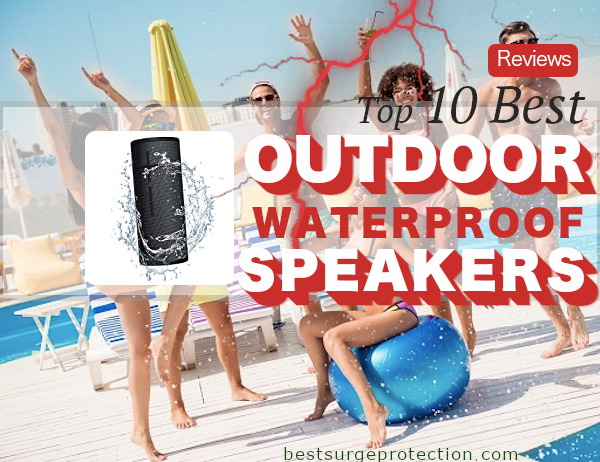 Best Outdoor Speakers Reviews - Research and Photos Waterproof Speakers of 2021