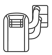 Dual Hose Portable Air Conditioner Diagram