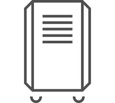 Ventless. Portable Air Conditioner Diagram